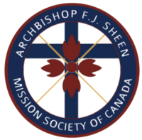 Visit  the Archbishop Fulton J. Sheen Mission Society of Canada